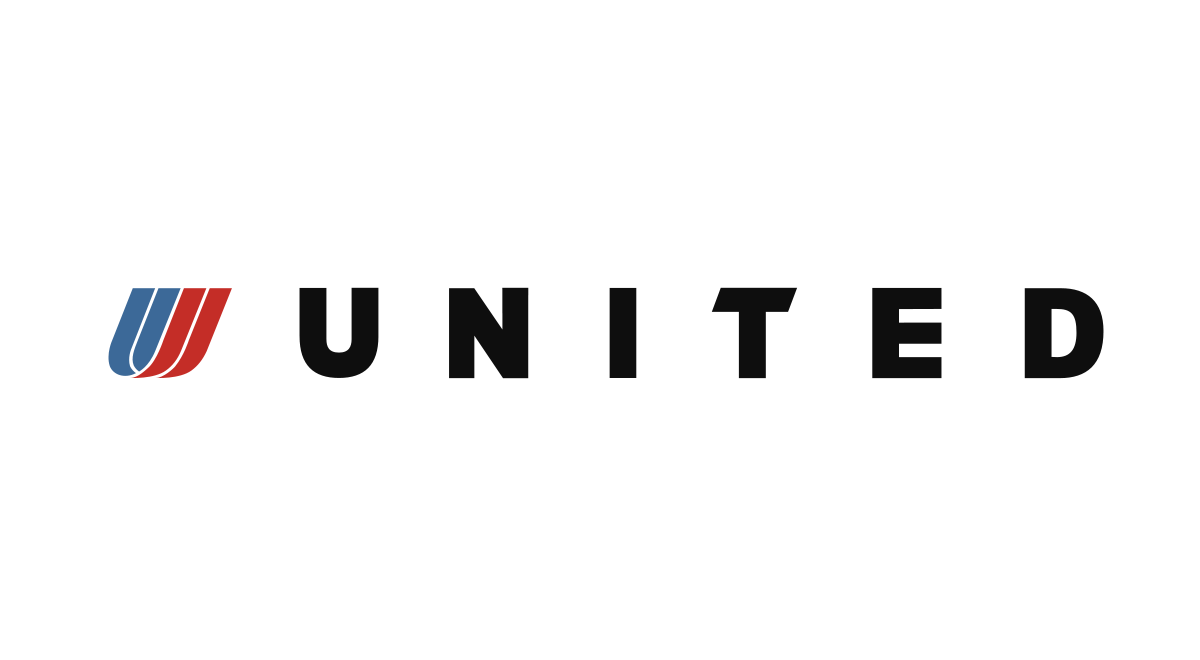 United Airlines old logo United Airlines Logo Transparent