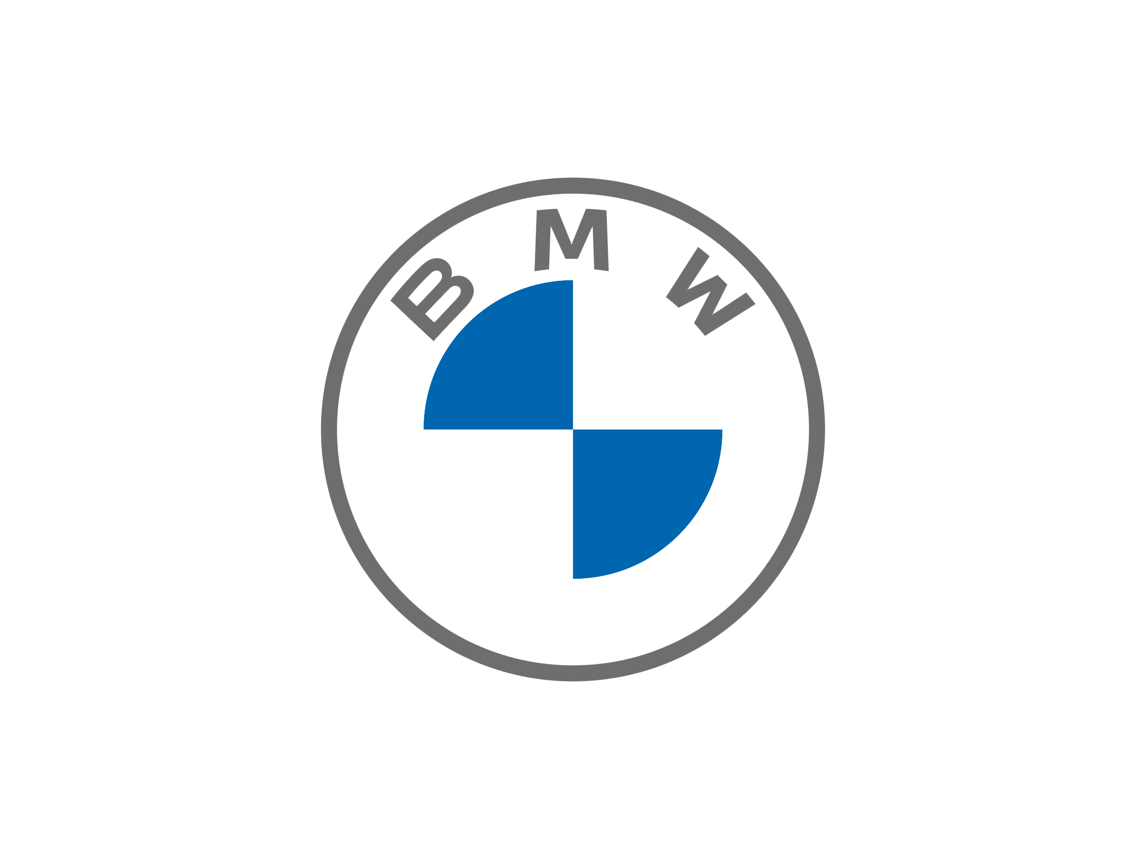 Bmw New Logo 2020 Png