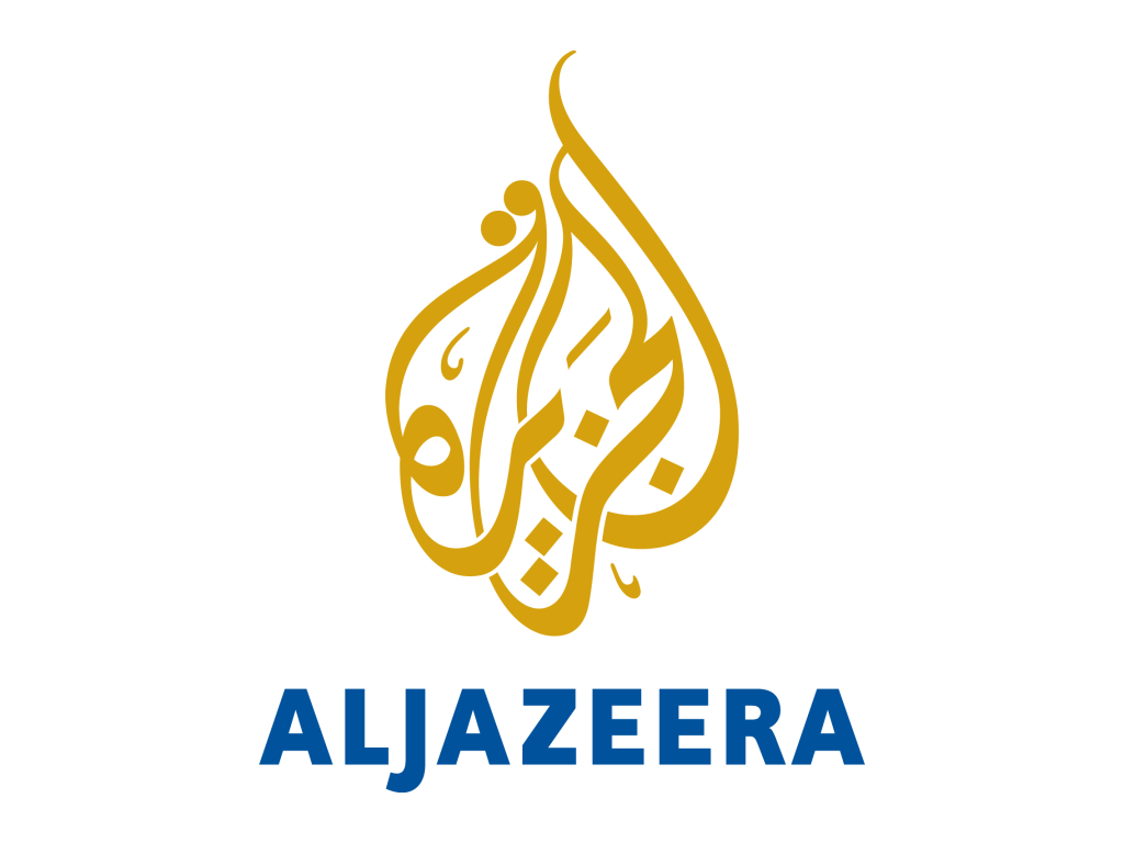 Aljazeera logo English