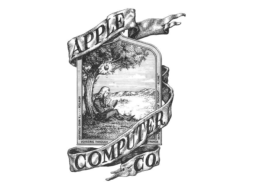 Apple logo 1976