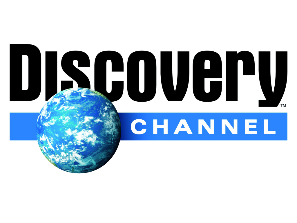 Discovery channel logo old