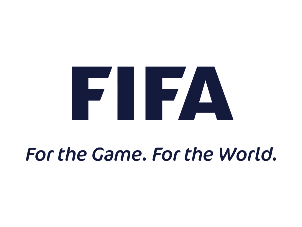 FIFA Logo and slogan