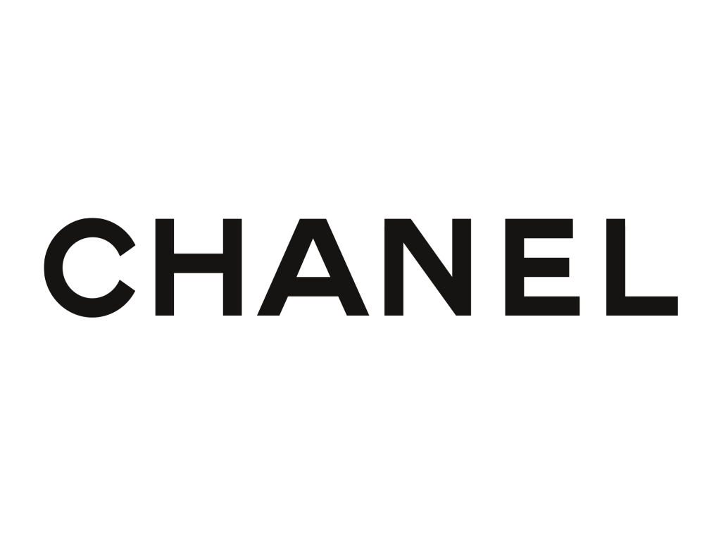 Chanel logo wordmark