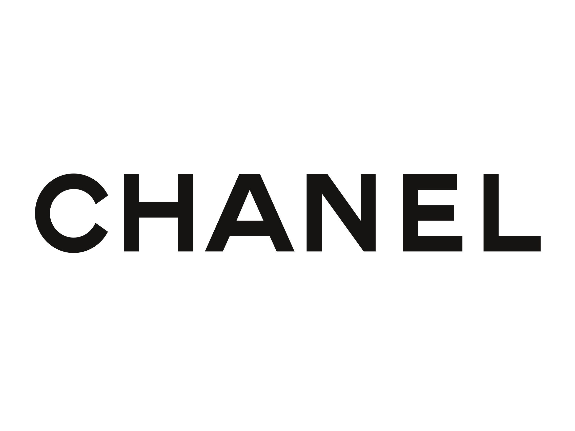 香奈儿_chanel logo wordmark - logok