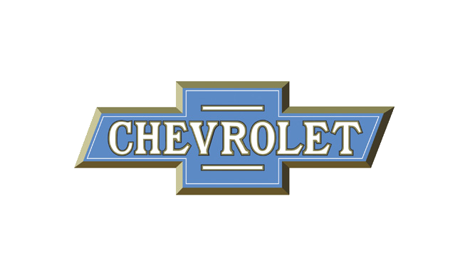 Chevrolet original logo