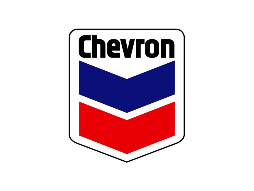 Chevron logo old