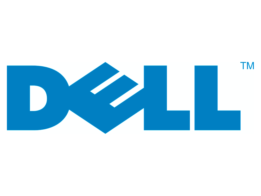 Dell logo old