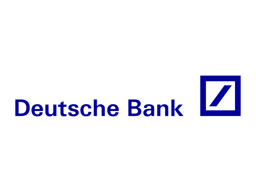 Deutsche Bank logo logotype