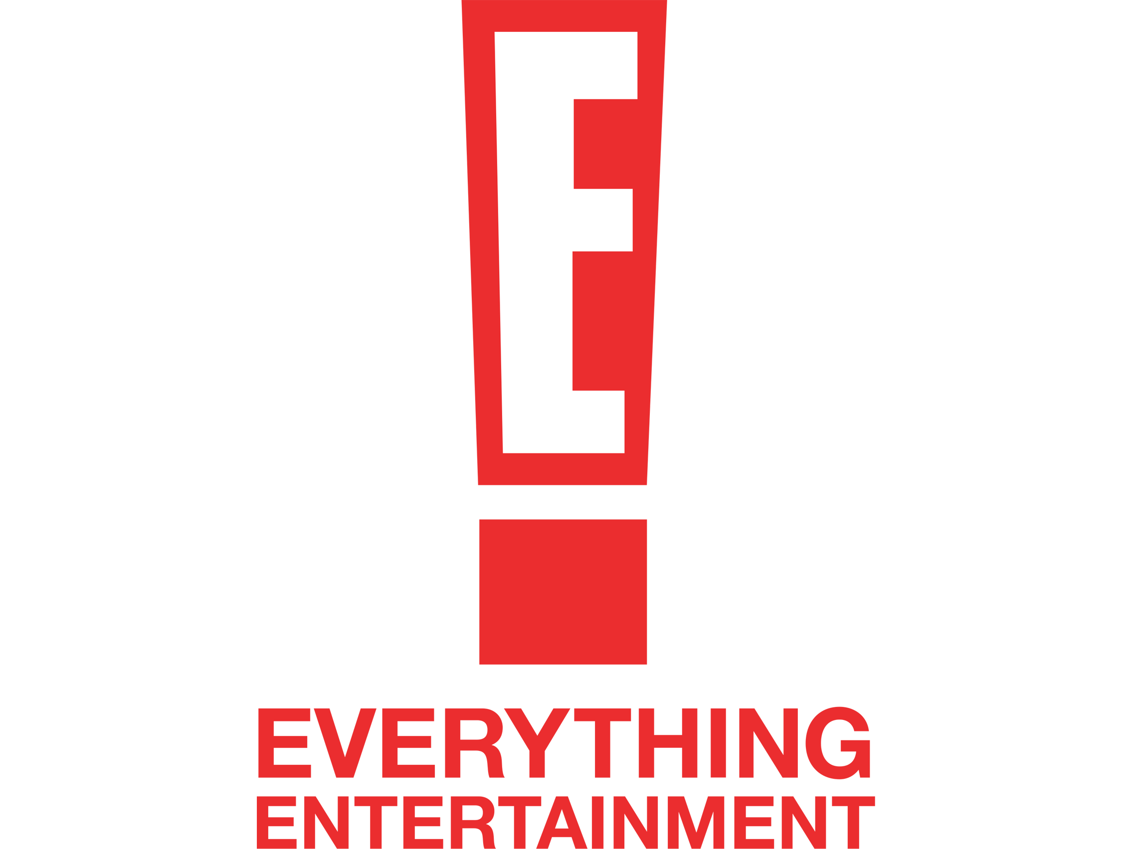 E! Entertainment Logo - Logok