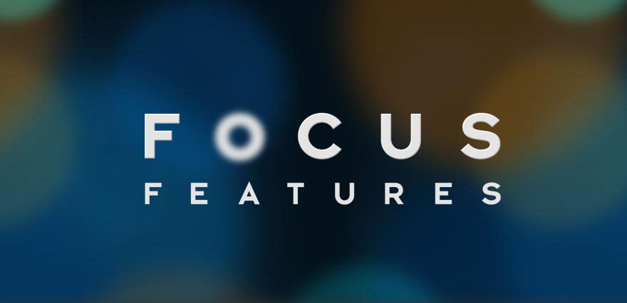 Focus Features logo background