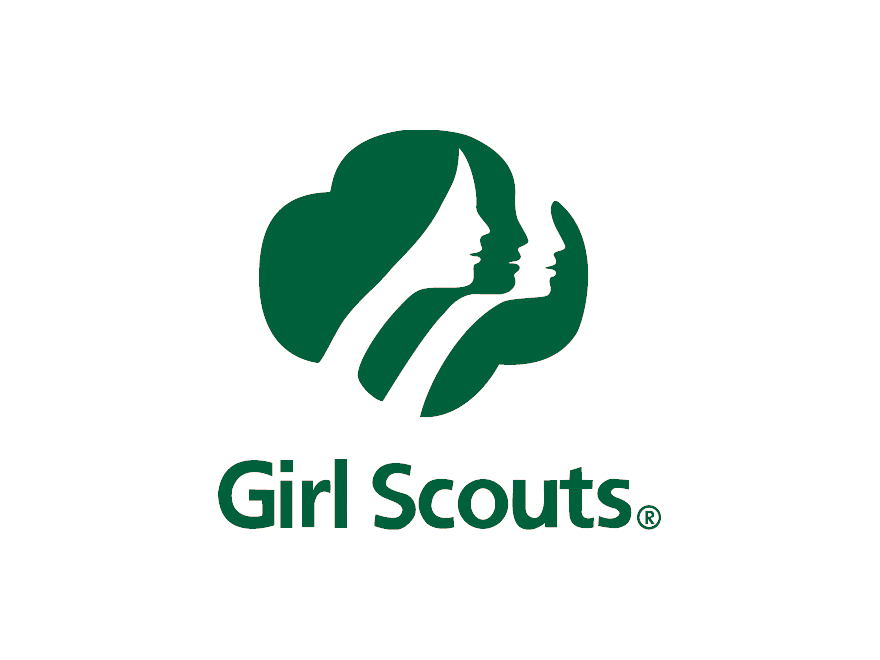 Girl Scouts of the USA logo old