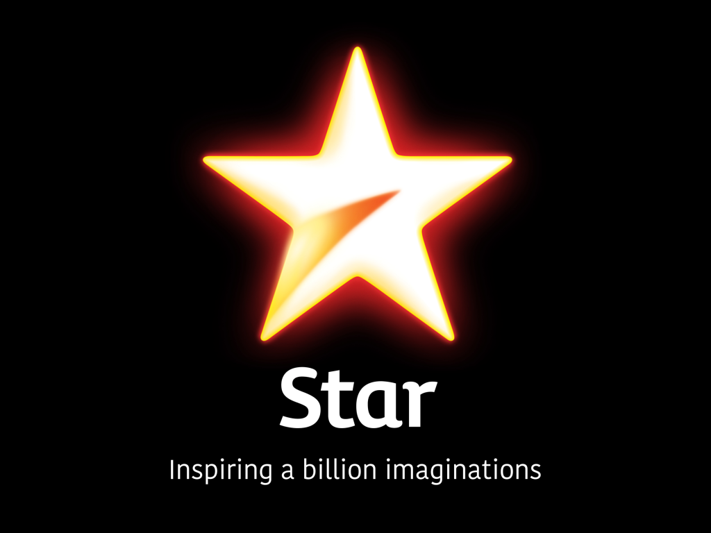 Star TV black logo
