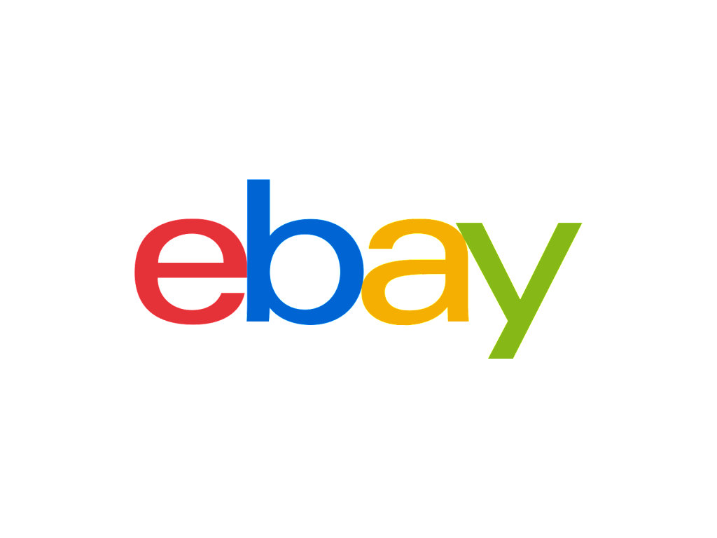 eBay logo by Lippincott