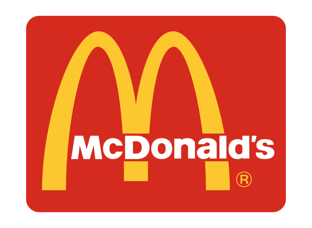 Mcdonalds logo old