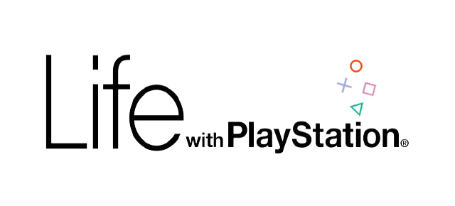 Life with Playstation logo