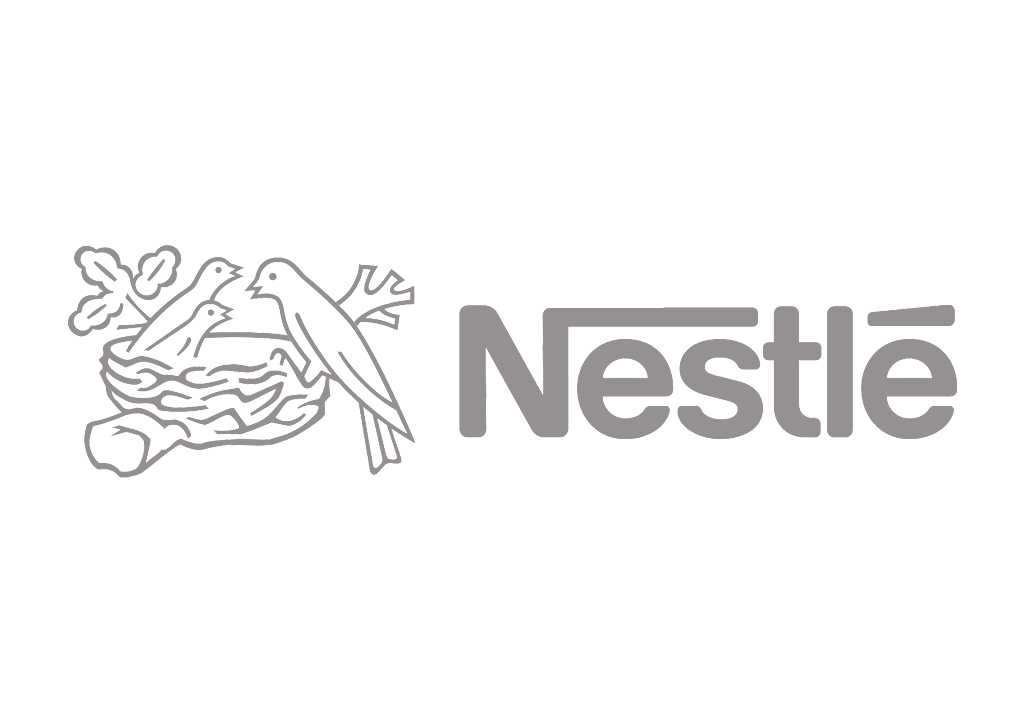 Nestle logo and wordmark
