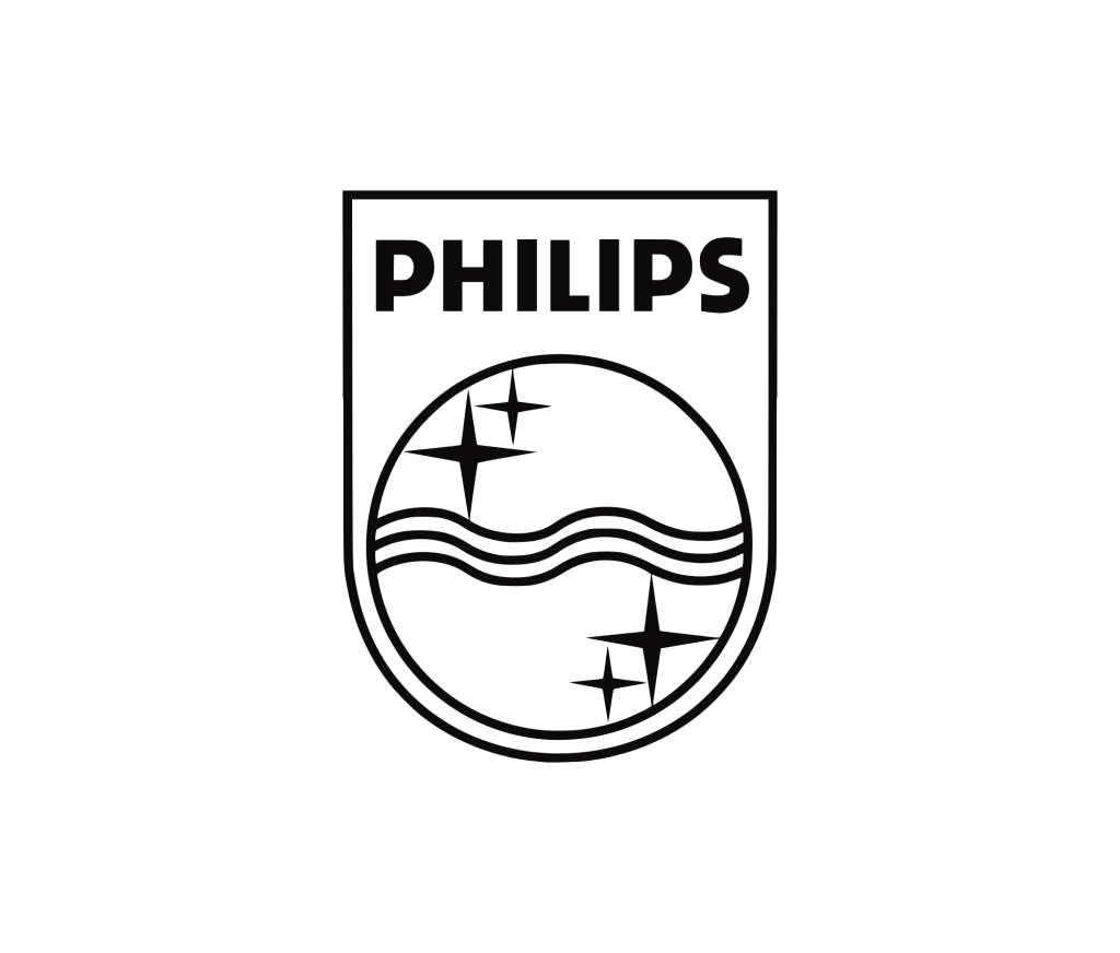 Philips logo old shield