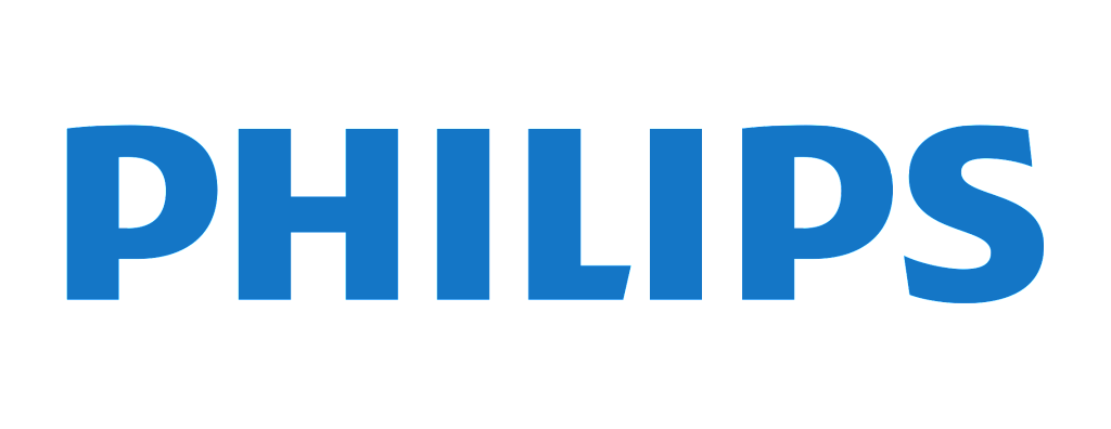 Philips logo wordmark