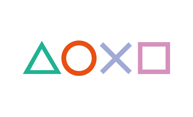 PlayStation 4 symbol