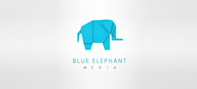 blue-elephant-media logo
