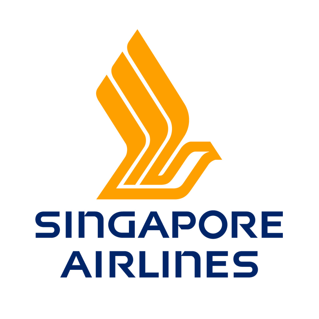 Singapore Airlines logo vertical