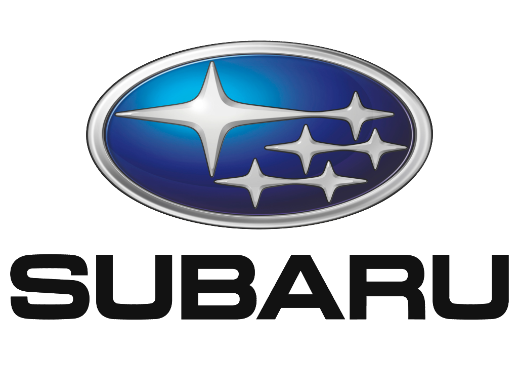 Subaru logo and wordmark