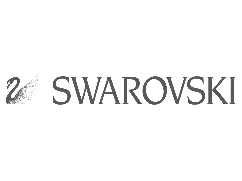 Swarovski logo and wordmarl