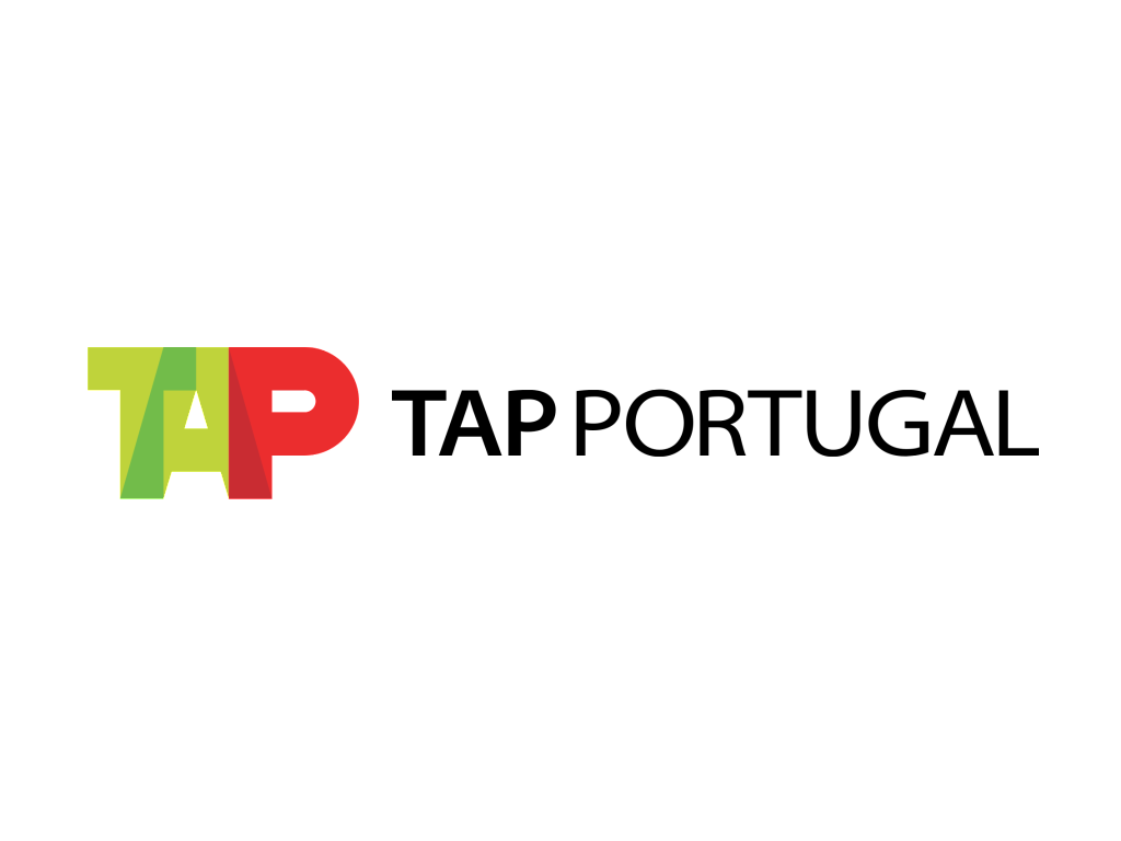 TAP Portugal logo and wordmark