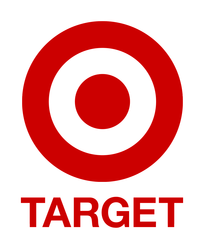 Target logo and wordmark