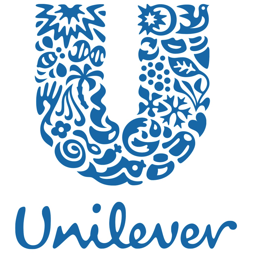 Unilever logo and name