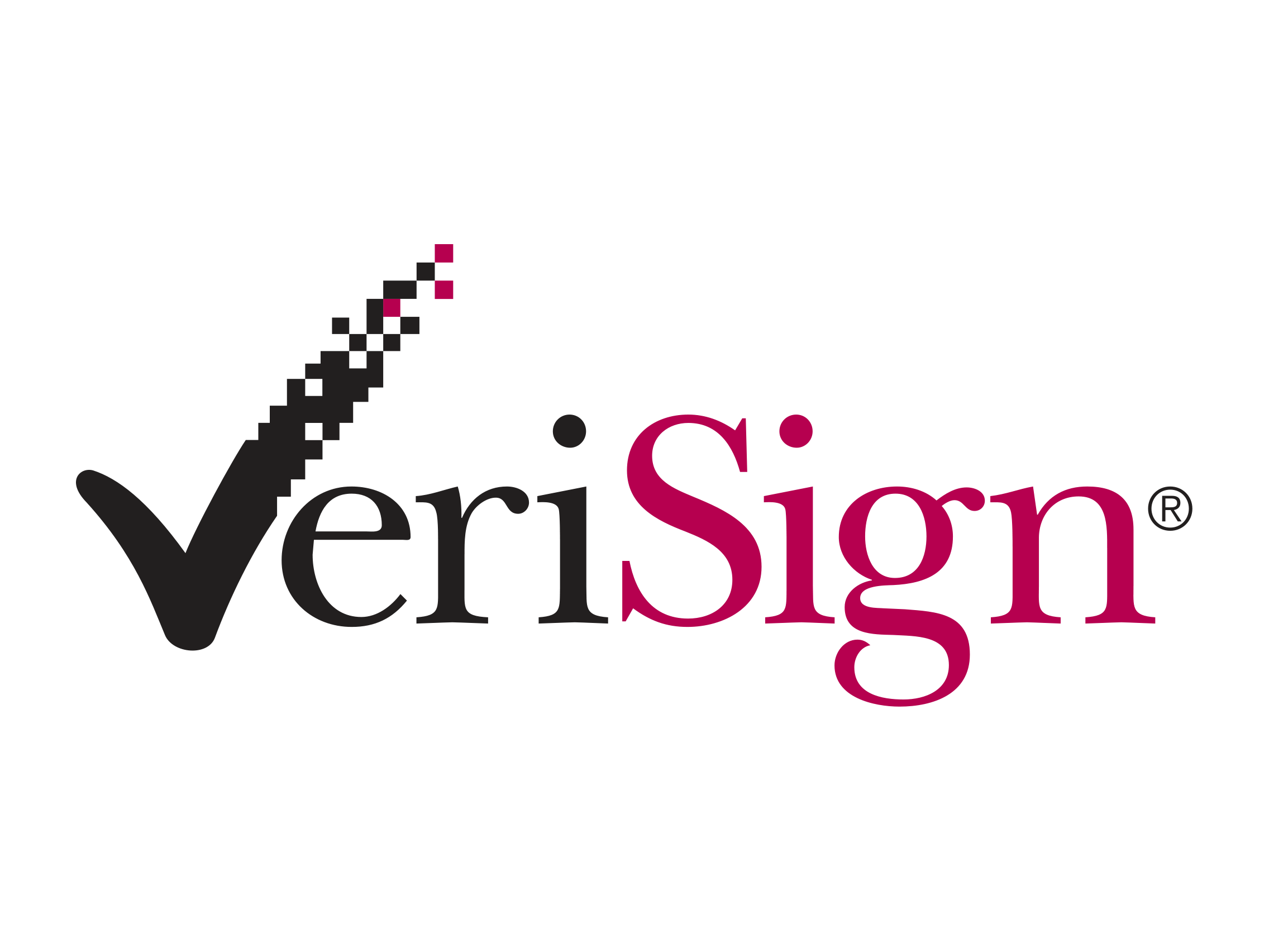 verisign identity logok