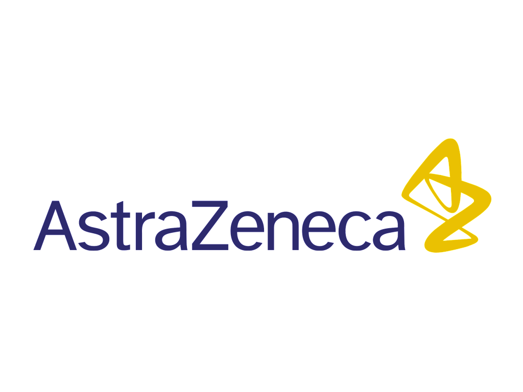 AstraZeneca logo and wordmark