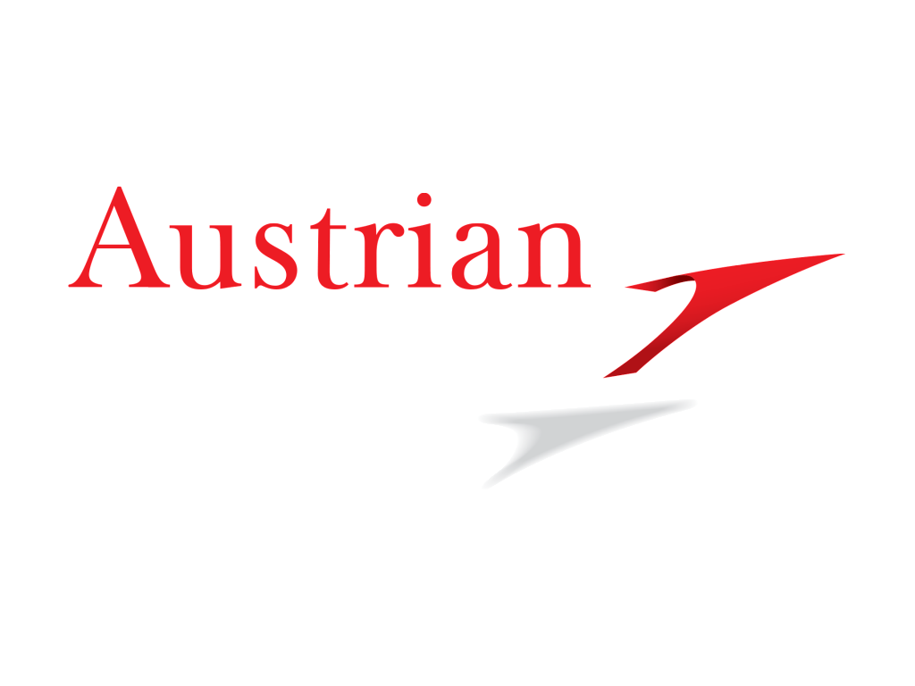 Austrian Airlines logo old