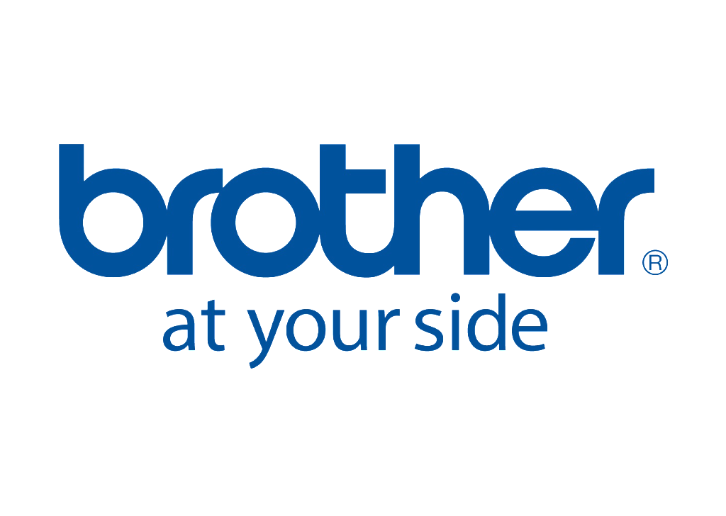 Brother logo at your side