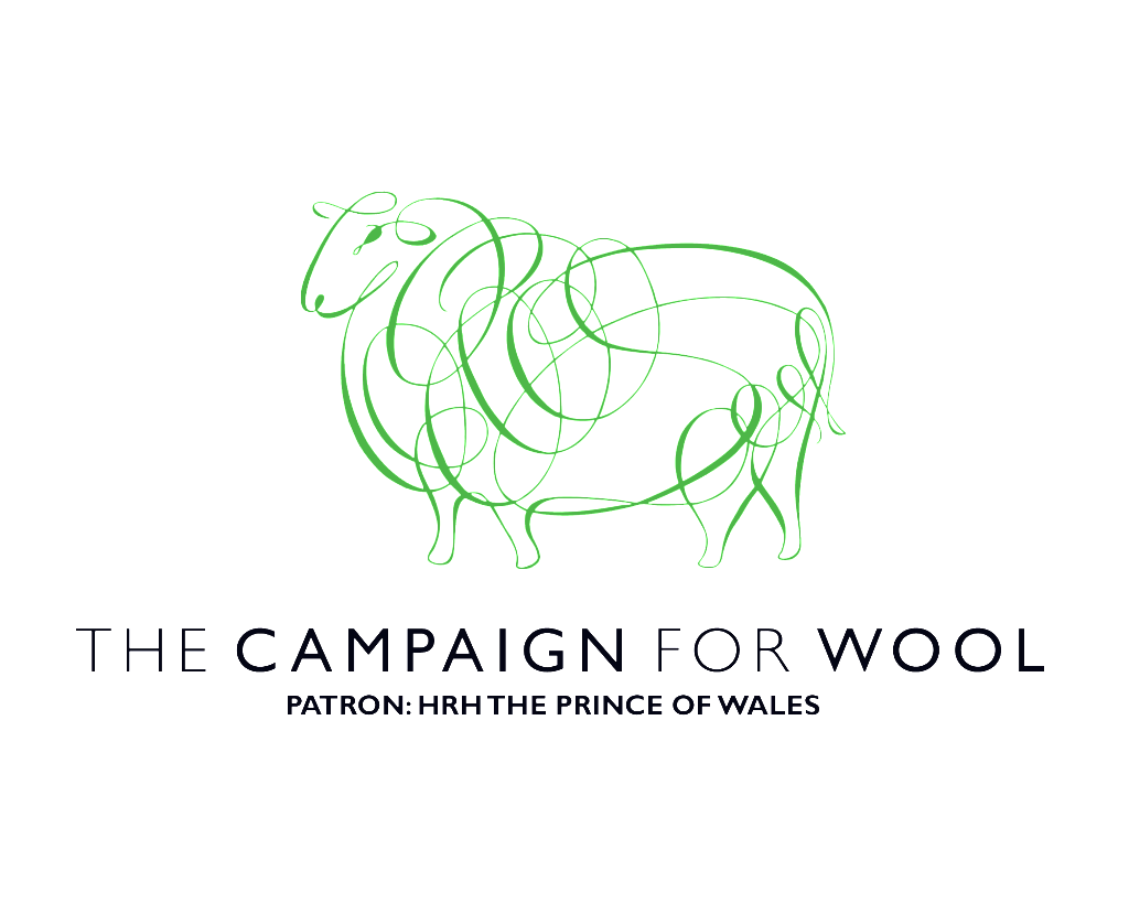 Campaign-for-Wool logo and text