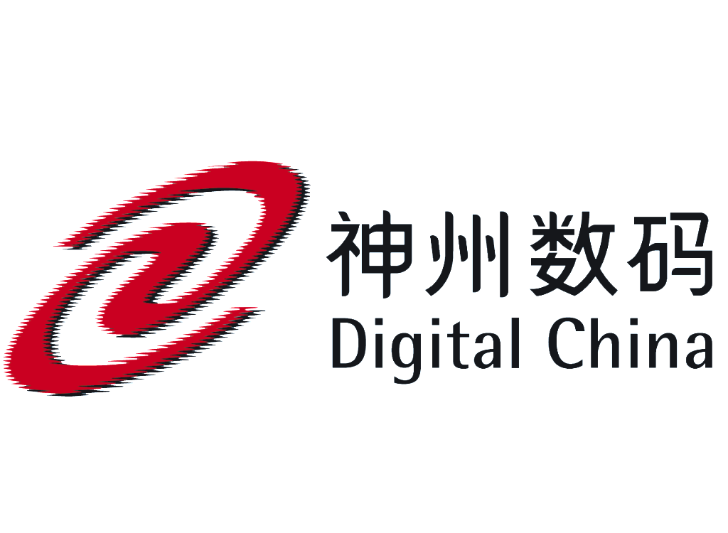 Digital-China-logo and wordmark