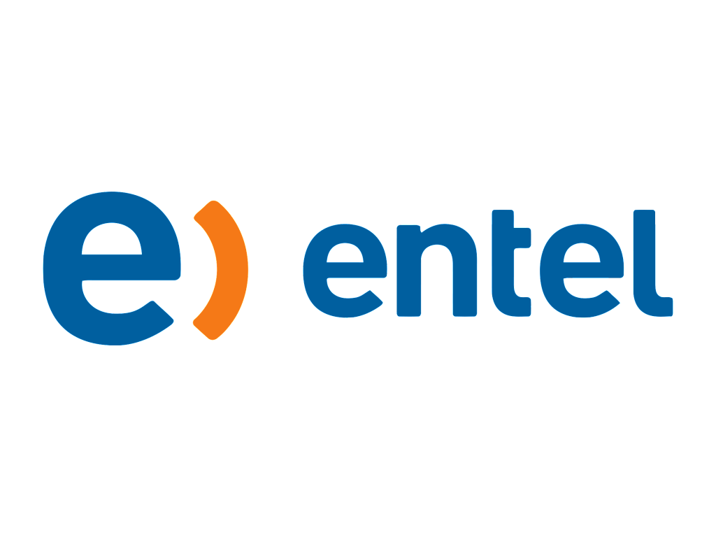 Entel logo and wordmark