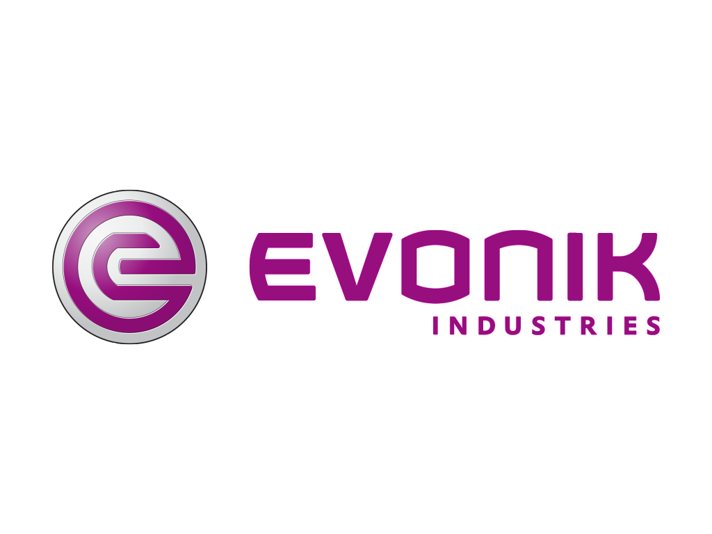 Evonik logo and wordmark