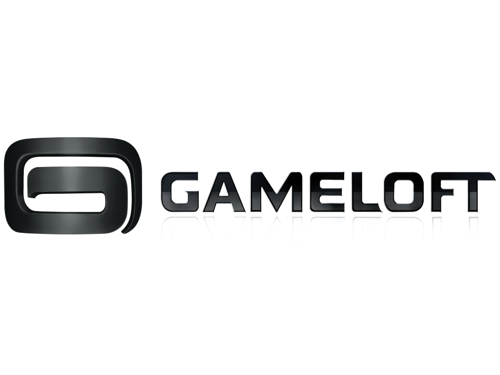 Gameloft logo and wordmark