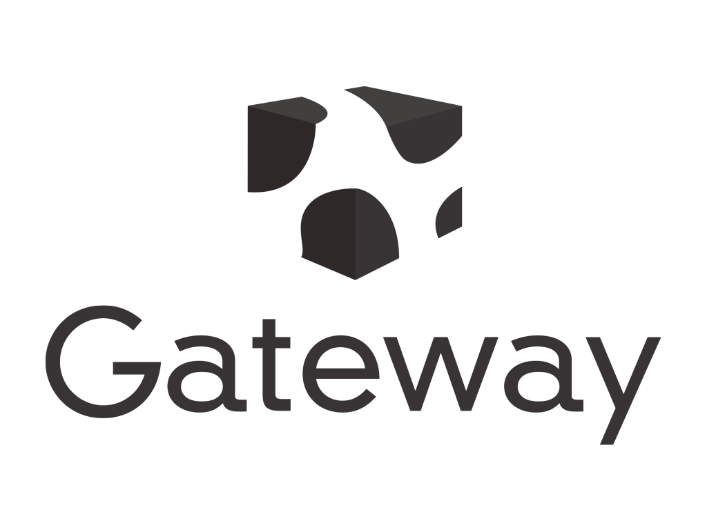 Gateway logo and wordmark