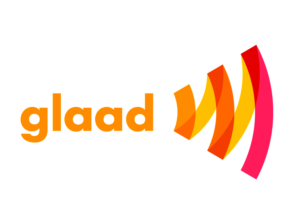 Glaad logo and wordmark