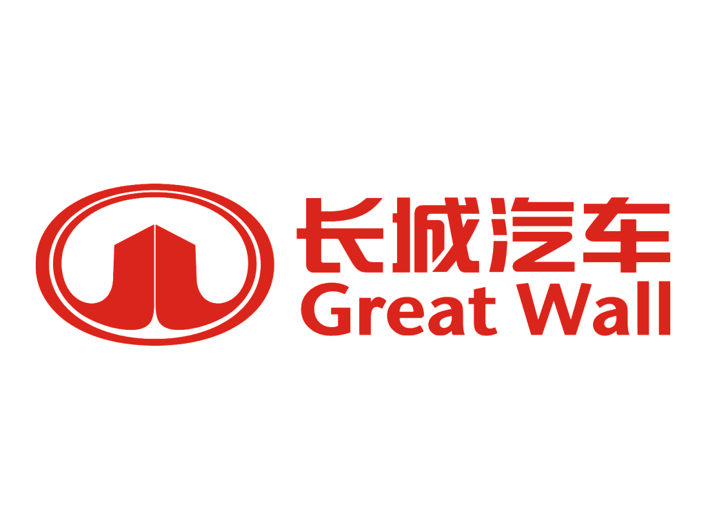 Great Wall logo red