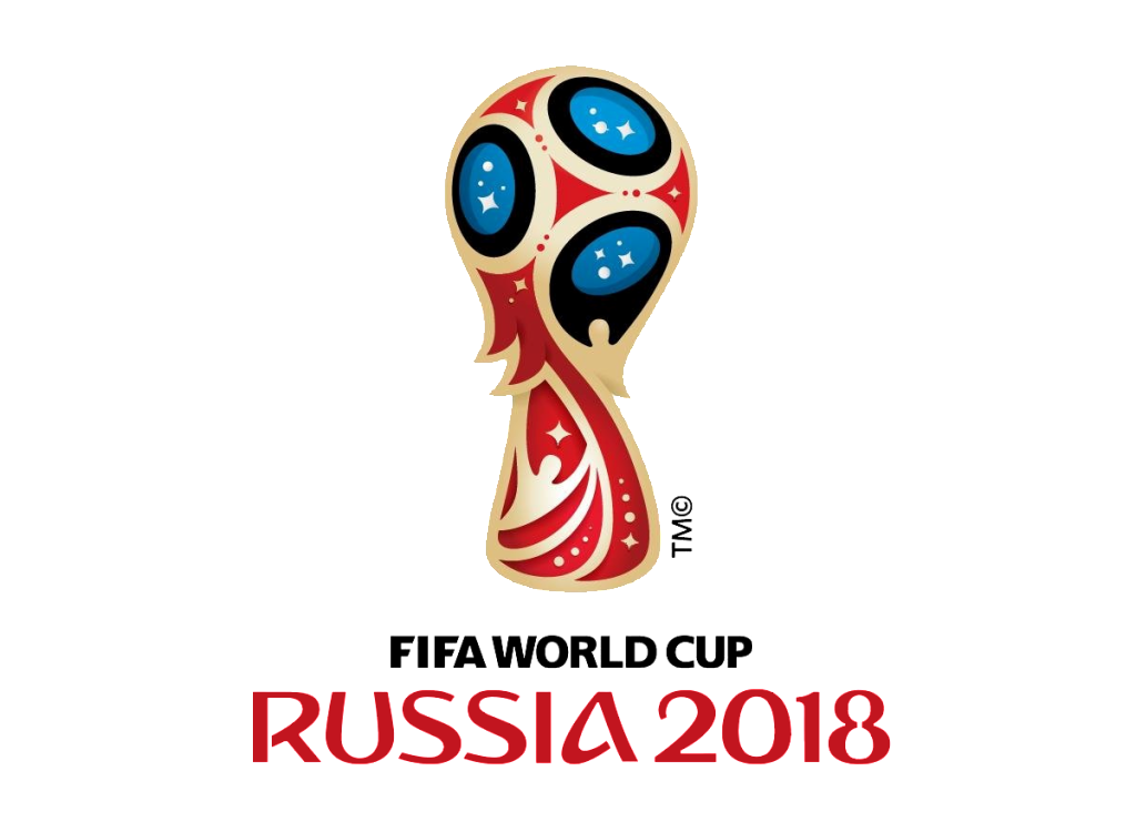 Russia 2018 logo FIFA world cup