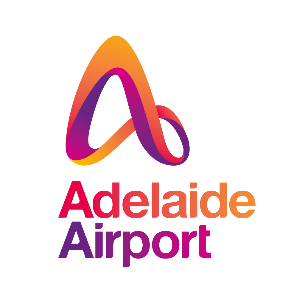 Adelaide Airport Logo wordamrk