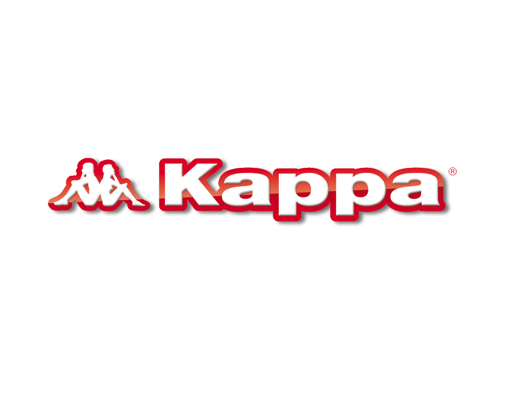 Kappa logo wordmark