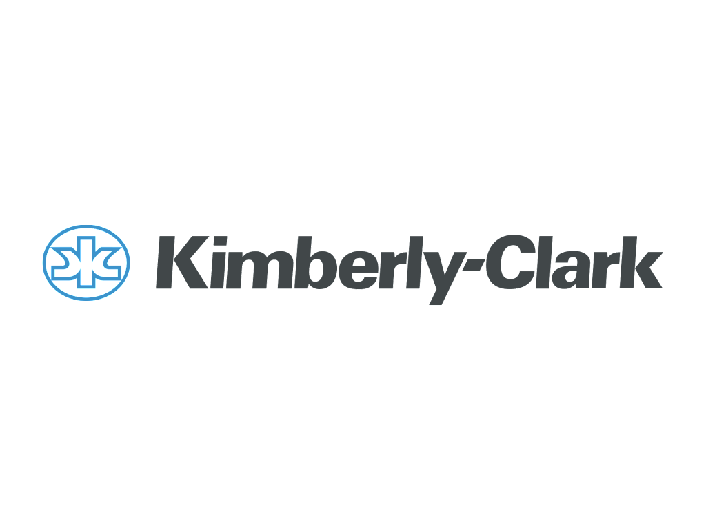Kimberly-Clark logo wordmark