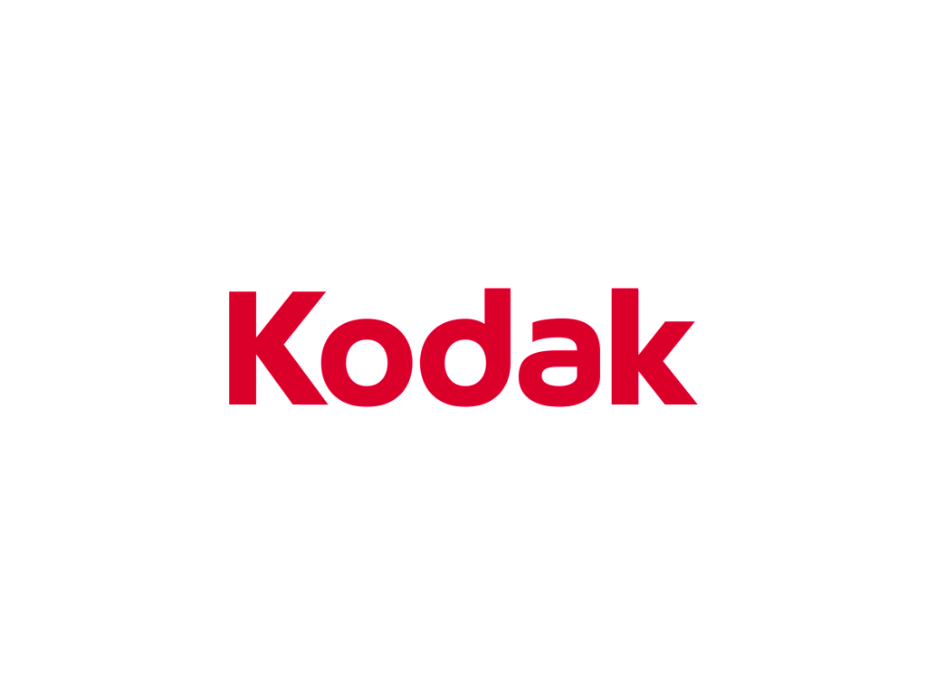 Kodak logo used from 2006 to 2016