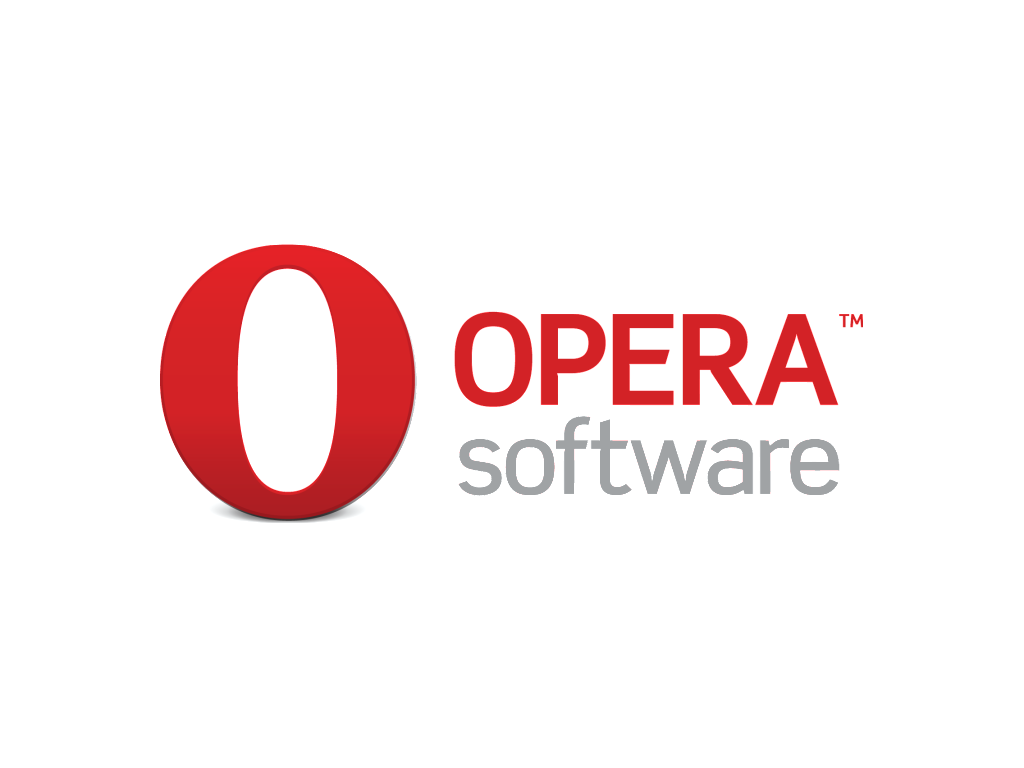 Opera software logo-PNG