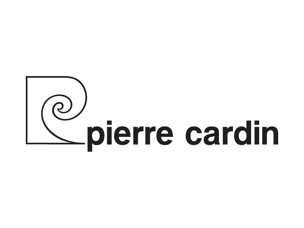 Pierre Cardin logo wordmark