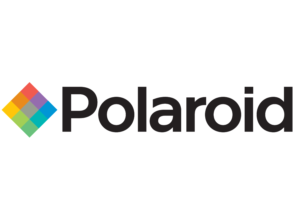 Polaroid logo wordmark